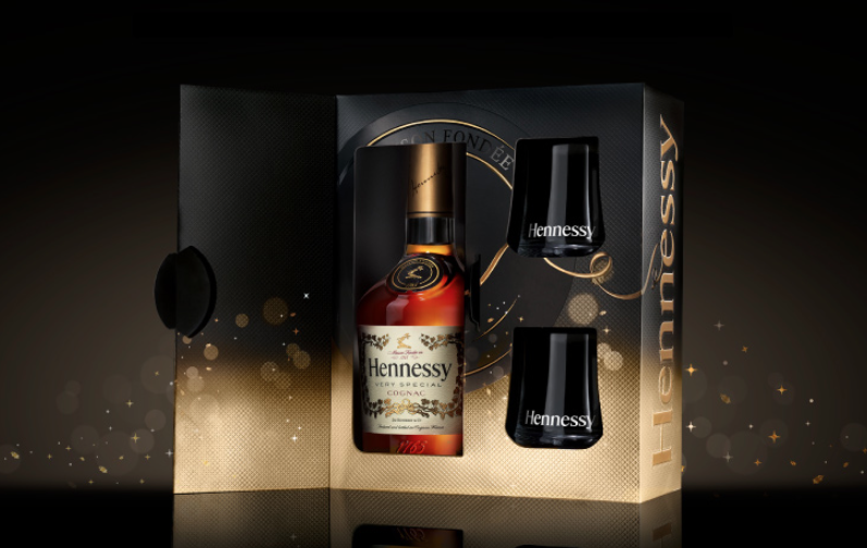 Hennessy Christmas Edition