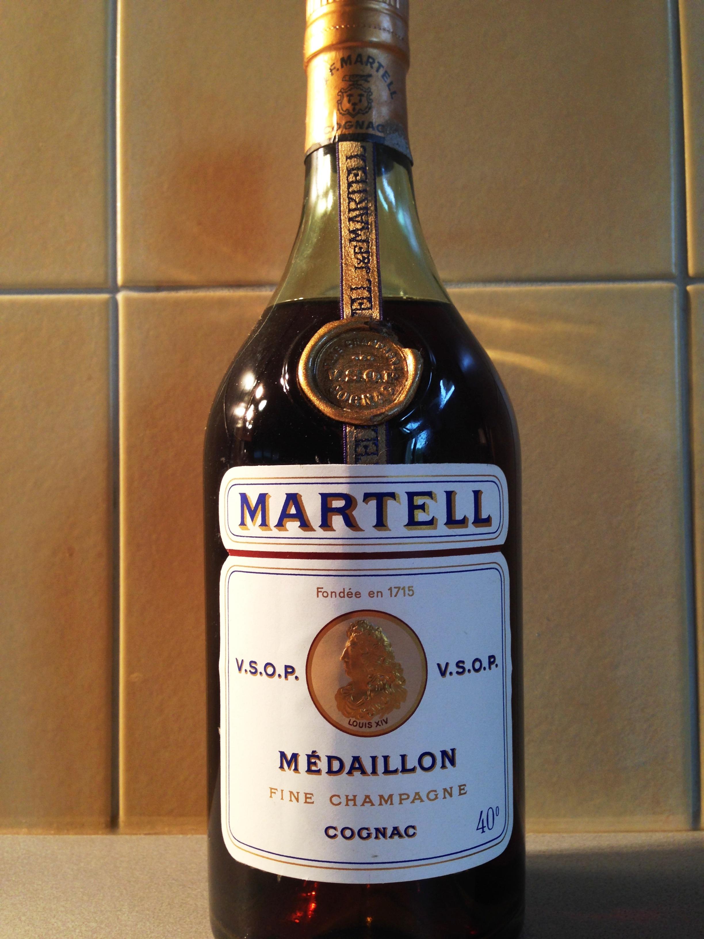 Martell Médaillon Fine Champagne Cognac