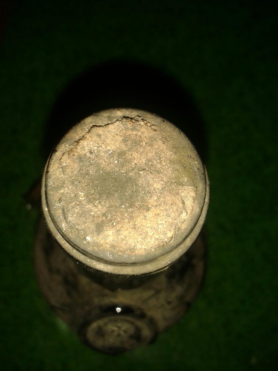 cognac royal reserve brossault 1825 cork