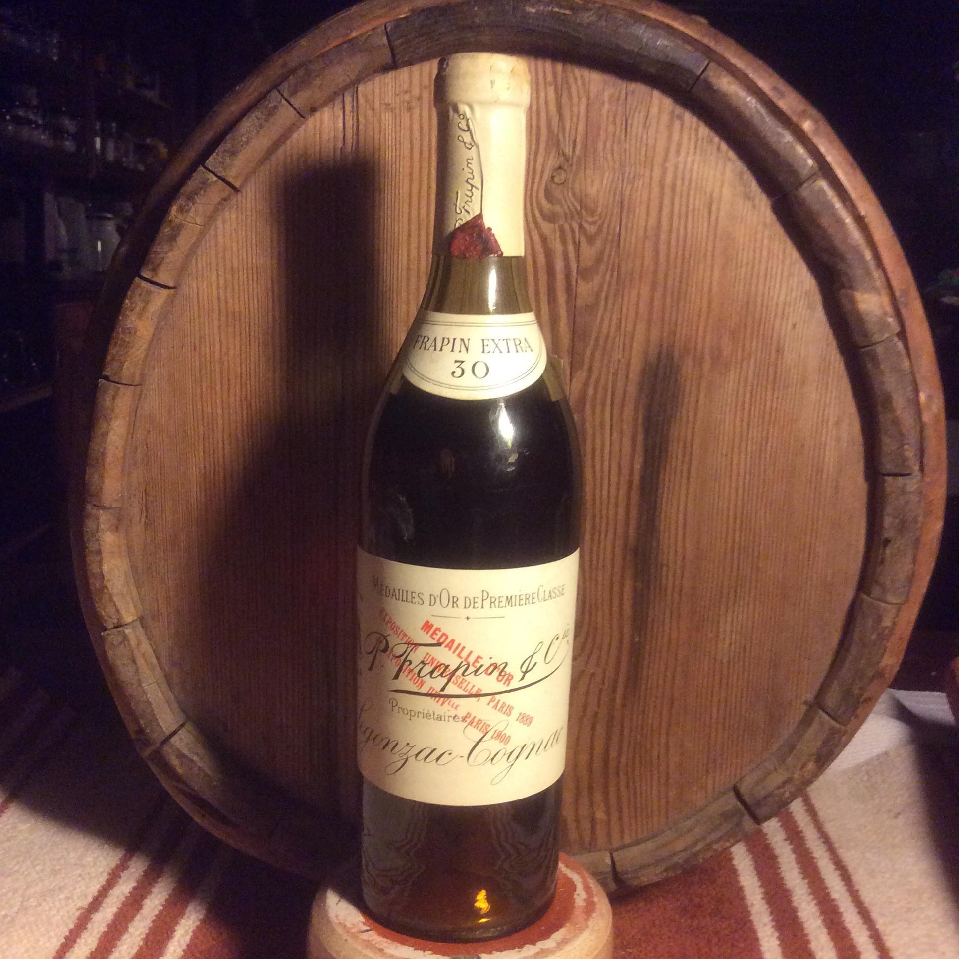 Frapin Médaillon D'Or De Première Classe Segonzac Cognac
