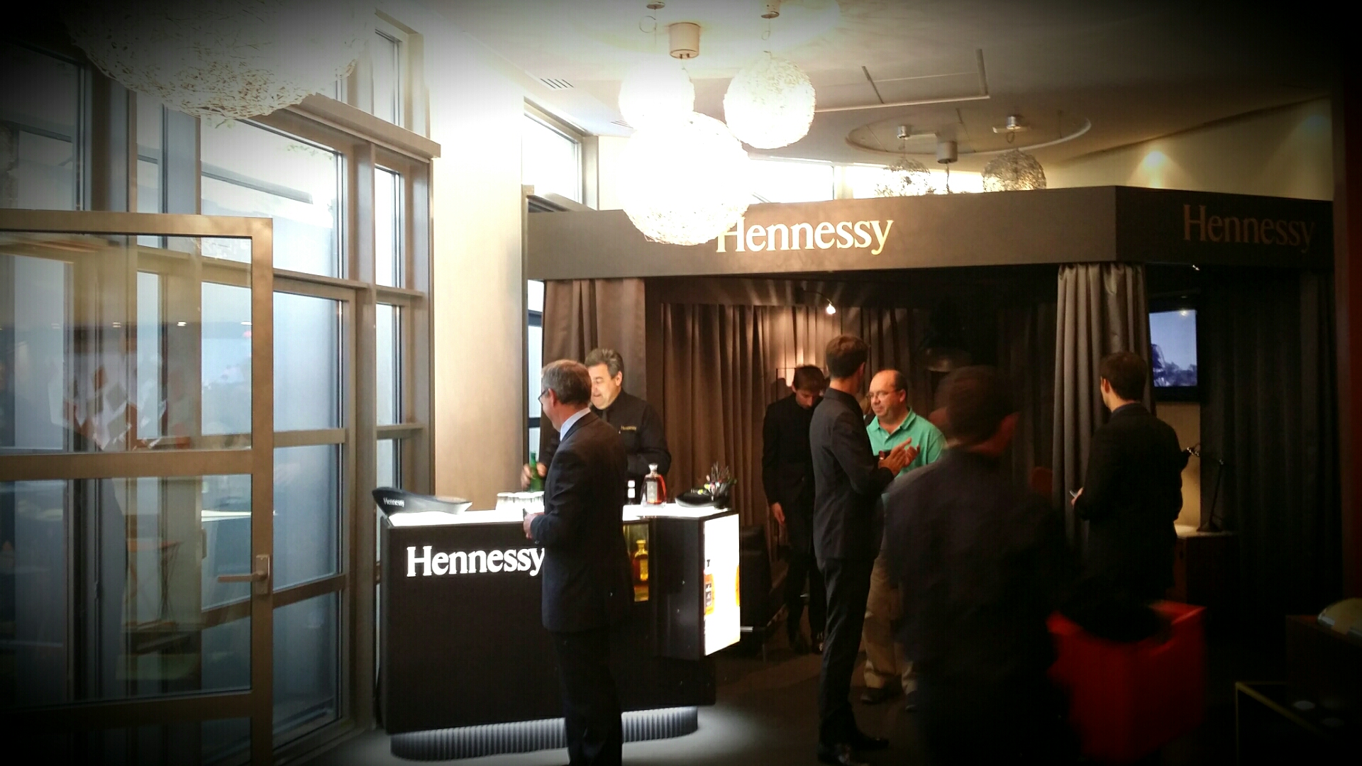 Hennessy Blogger Lunch