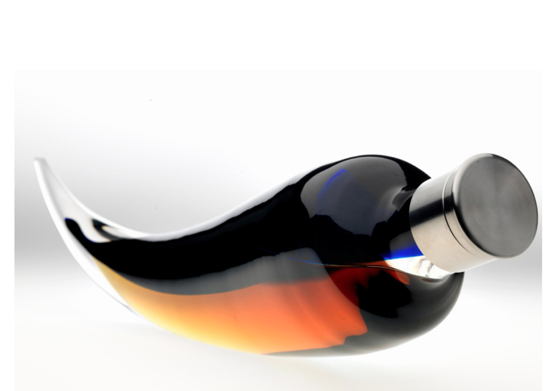 Chapters of Ampersand: Swedish art glass meets French Cognac