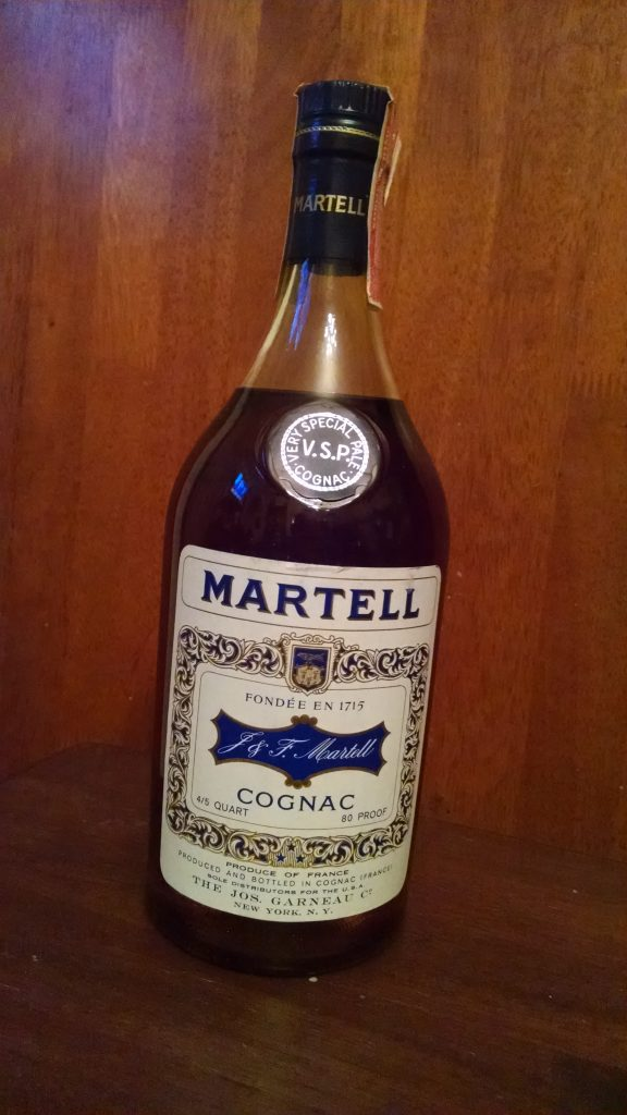Martell Very Special Pale Cognac