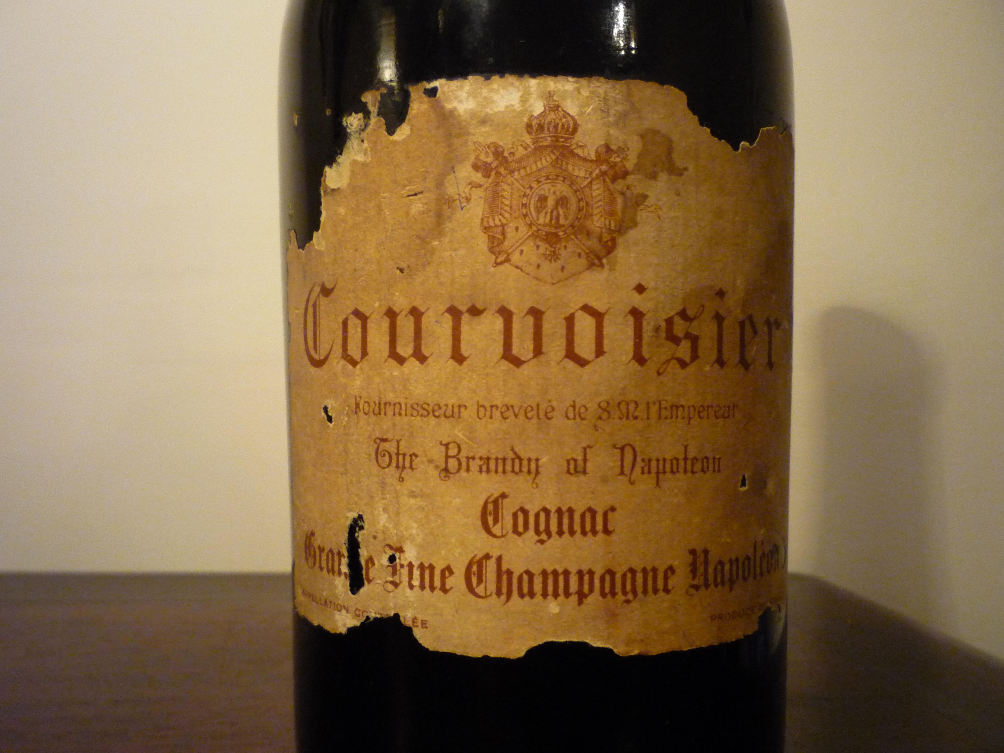 Courvoisier Fine Champagne