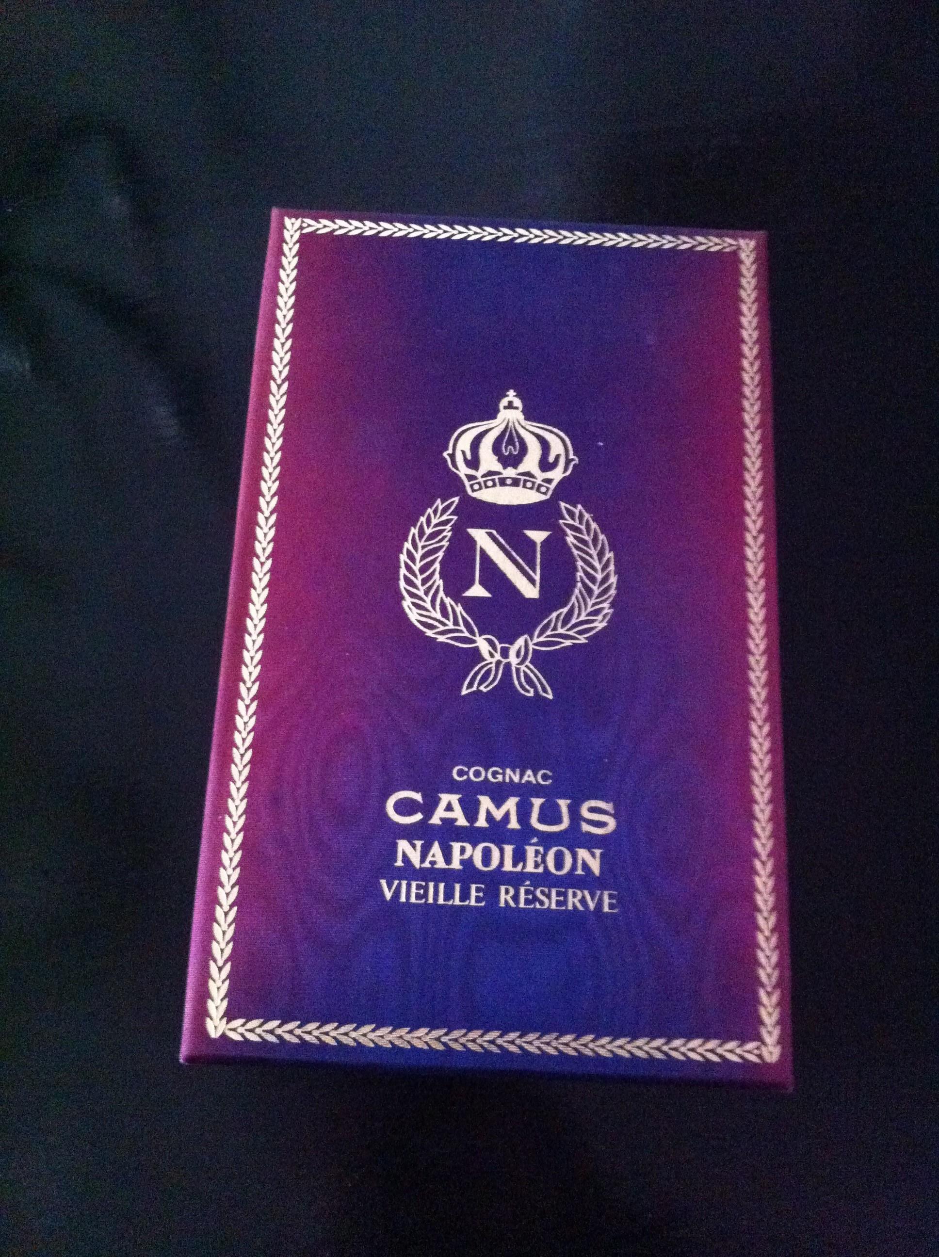 Camus Porcelain Cognac