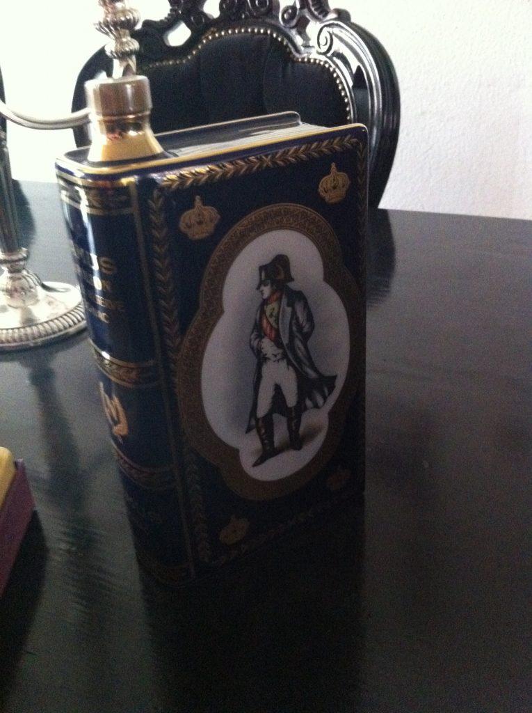 Porcelain Book: Camus Napoleon Vieille Réserve Cognac