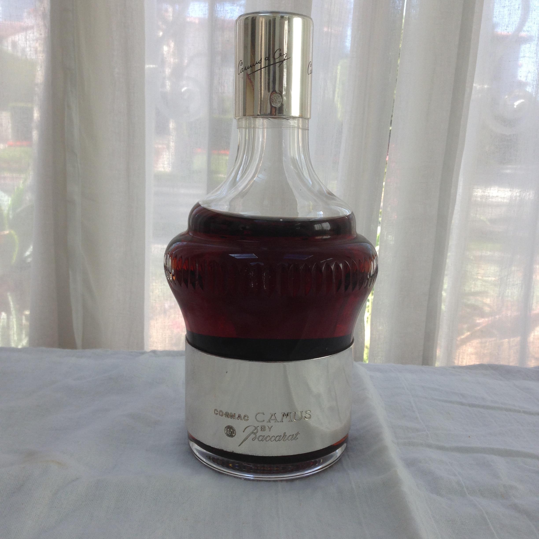 Camus Baccarat Hors d'Age Cognac