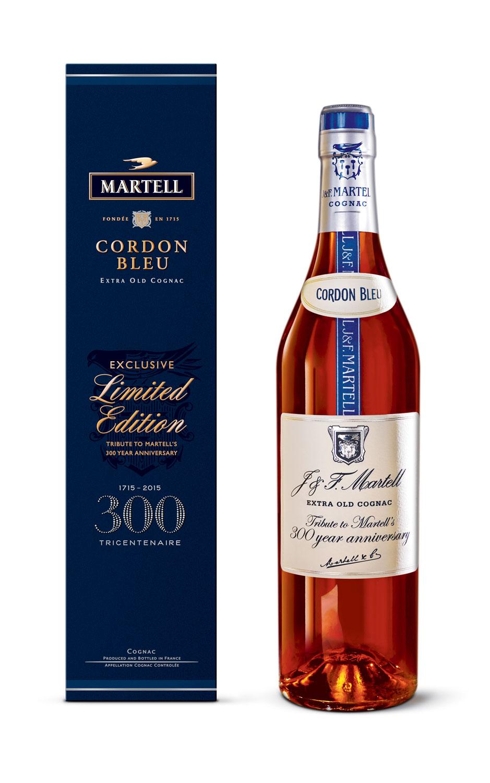 Martell Cognac: Cordon Bleu Limited Edition 2015