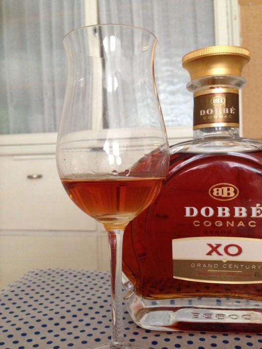 Cognac Expert tasting Dobbé XO Grand Century