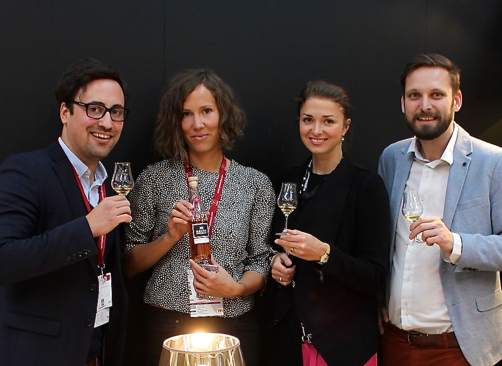 Our visit to Prowein 2015