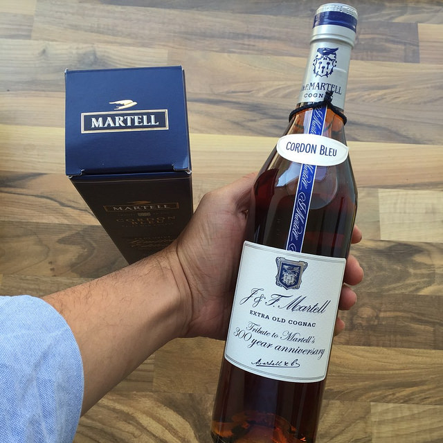 Martell Cordon Bleu 300th Limited Edition
