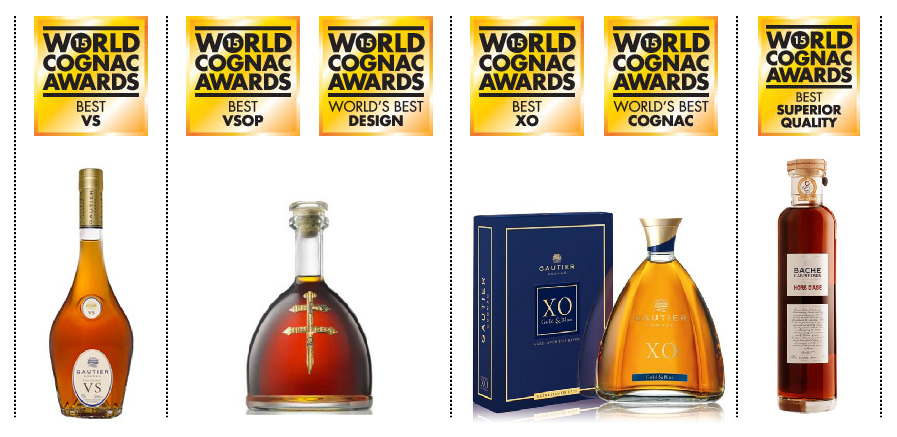 World Cognac Awards 2015 Winners