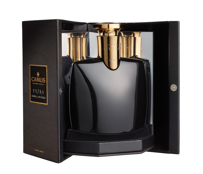 Camus Extra 'Dark and Intense': A brand new Cognac