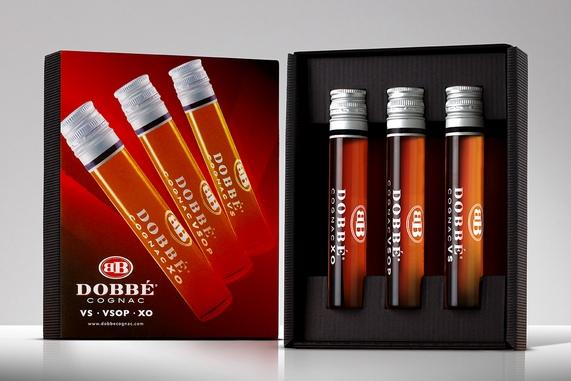 Cognac Dobbe Cigar Tubes XO-VSOP-VS