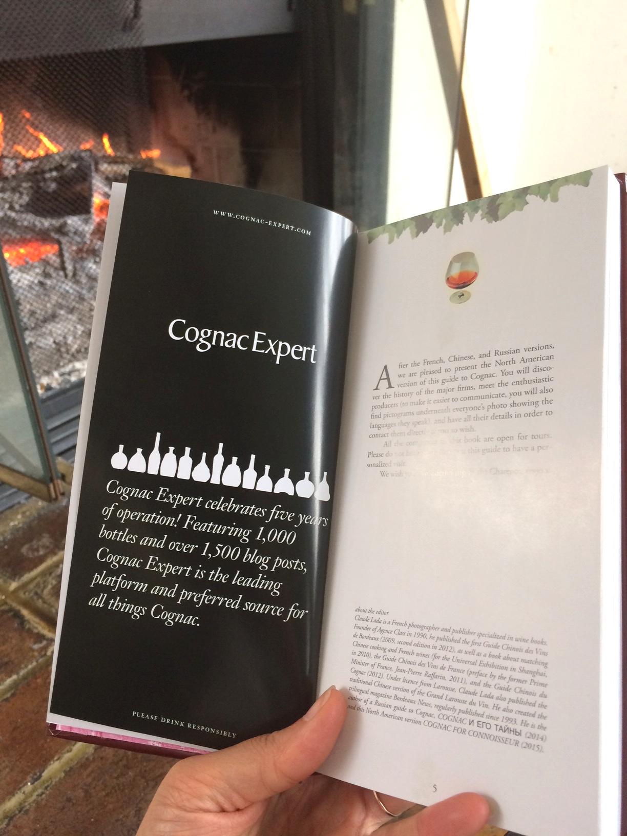 Cognac guide CE ad
