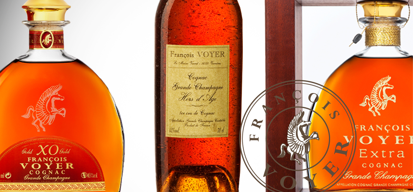 FLASH SALE with Cognac Francois Voyer
