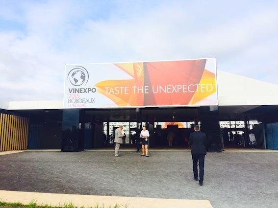 Visit to Vinexpo 2015
