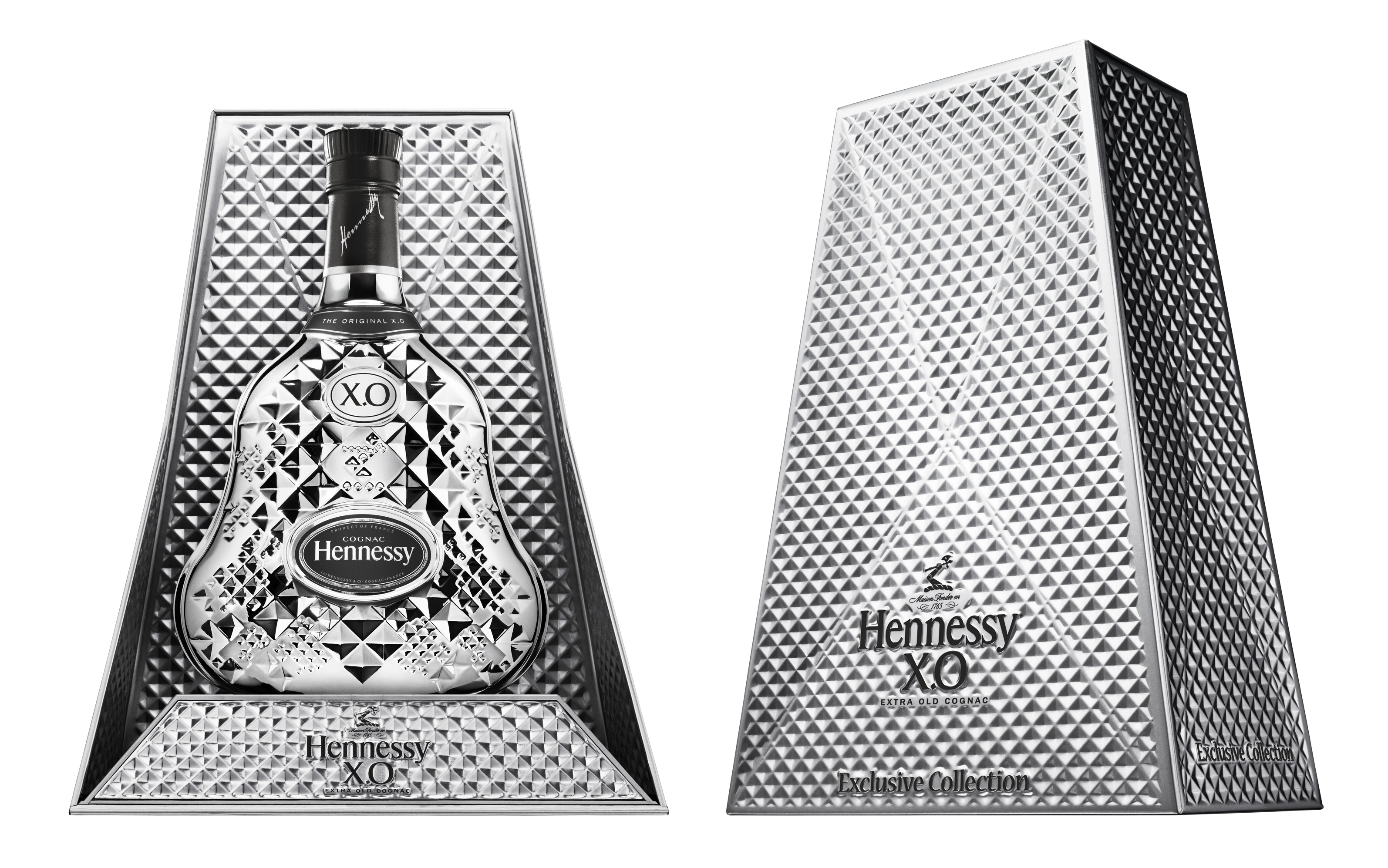 New special edition: Hennessy X.O by Tom Dixon