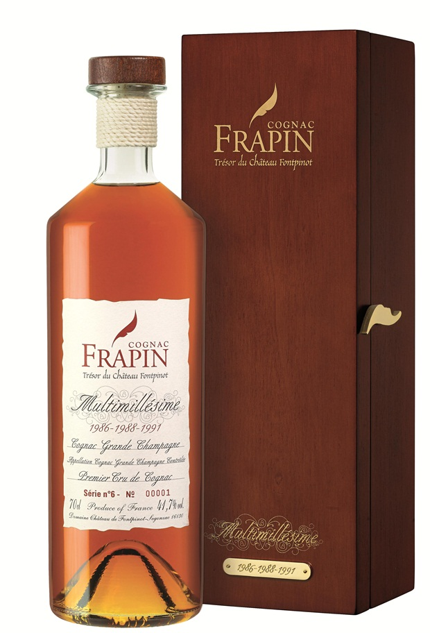 Frapin Celebrates: Multimillésime No. 6 Cognac & New Cellars