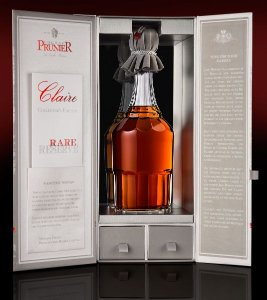 New Product Release: Prunier Cognac 'Claire' Limited Edition