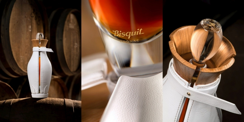 Empty Bisquit Cognac Carafe Sells At Auction for 19,935 Euros