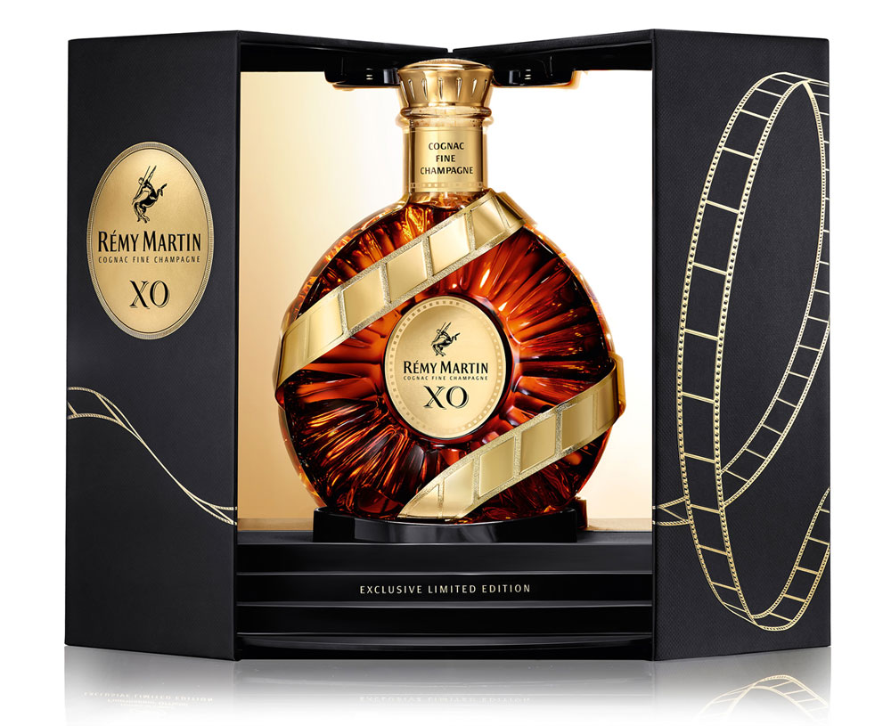 Remy Martin XO Cannes Film Festival 2016 Limited Edition