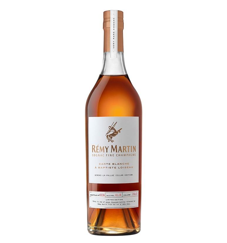 New: Rémy Martin Cognac Carte Blanche à Baptiste Loiseau