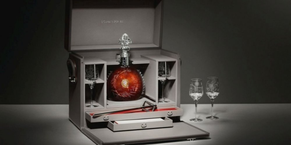 Trunks for Remy Martin Louis XIII | Cognac Expert