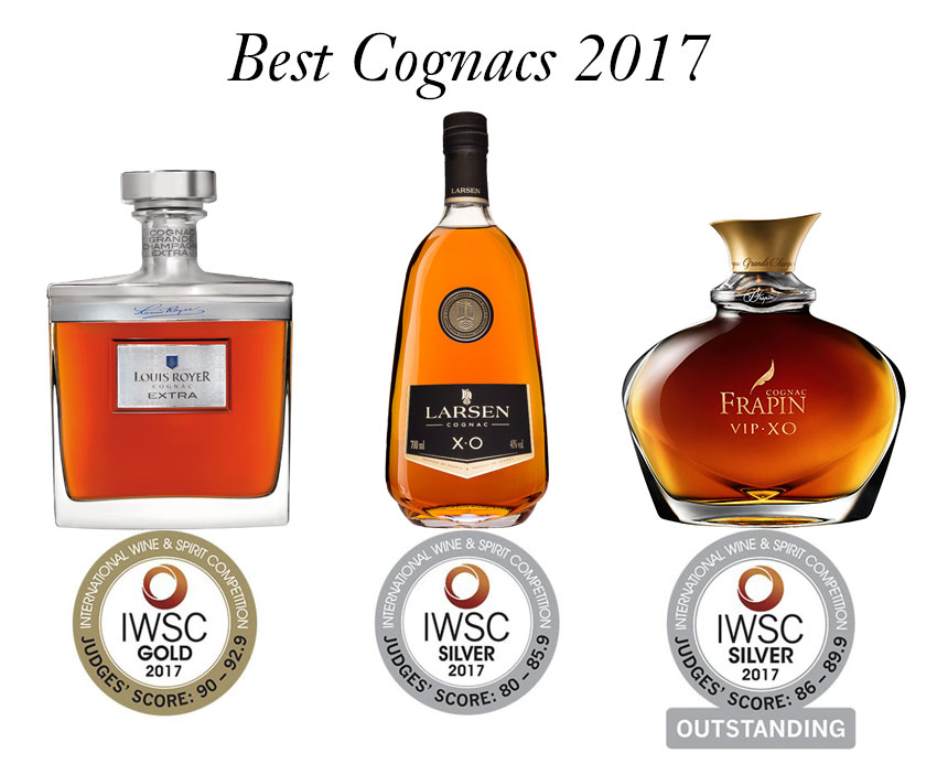 The 50 Best Cognacs of 2017