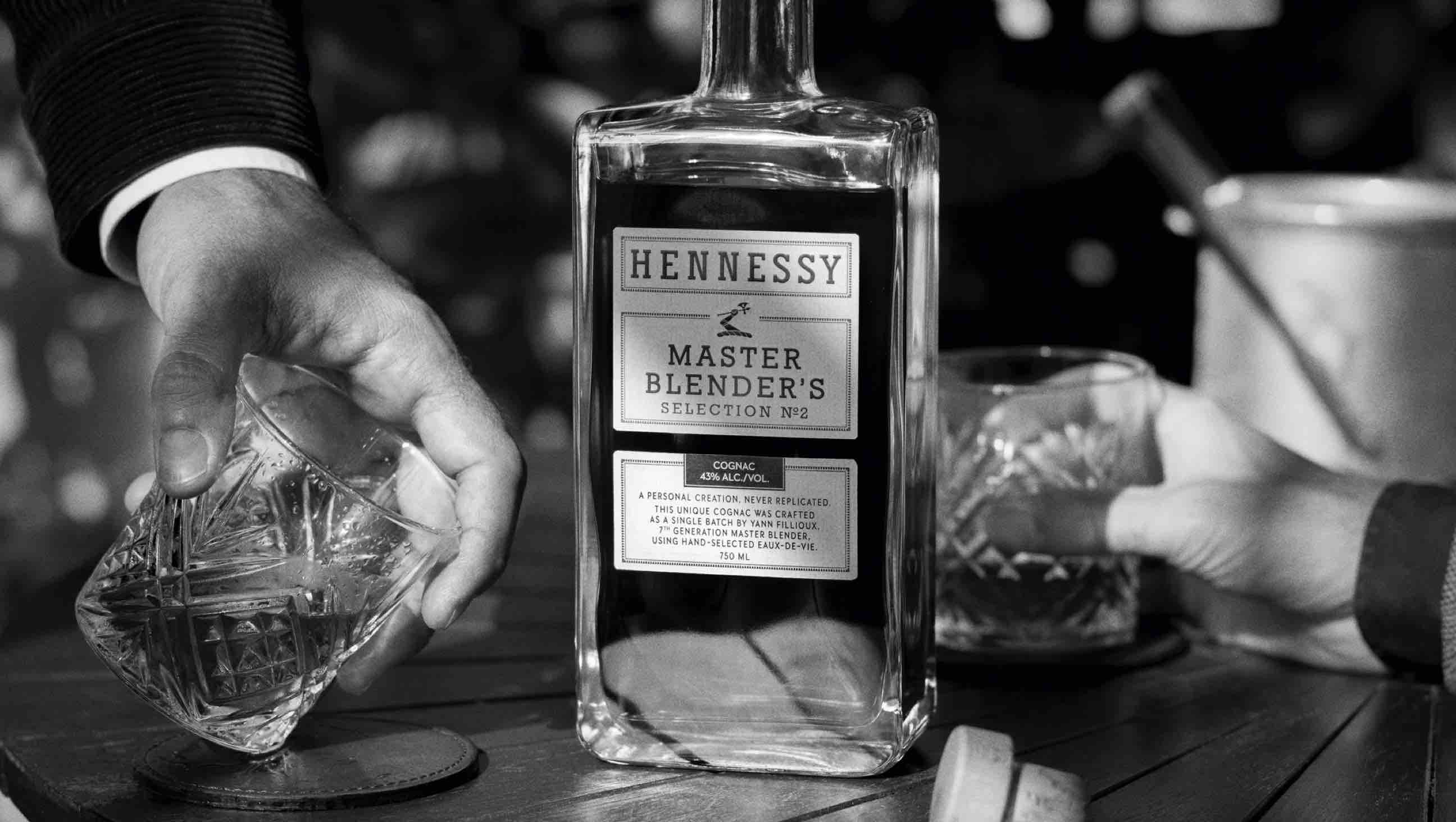 NEW: Hennessy Master Blender's Selection No. 2