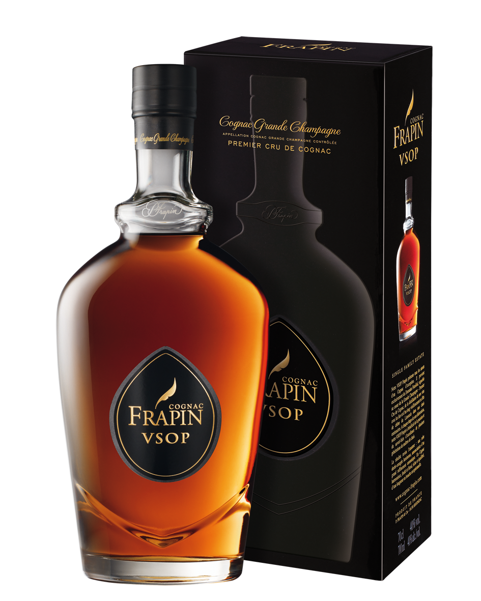 Cognac Releases from La Guilde, S.O.B., Frapin, Maison Boinaud
