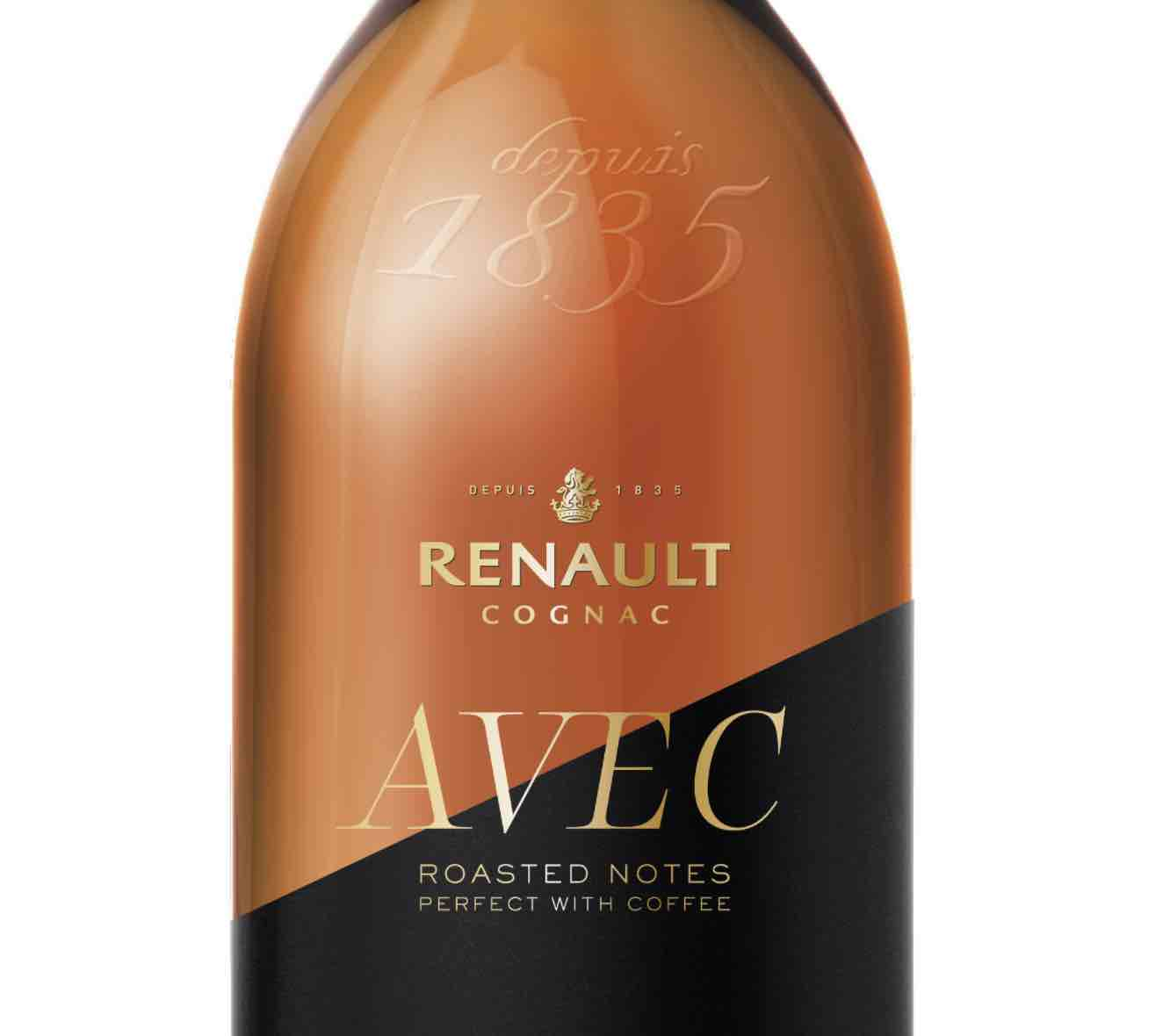 "Renault ""Avec"" – A coffee inspired Cognac"