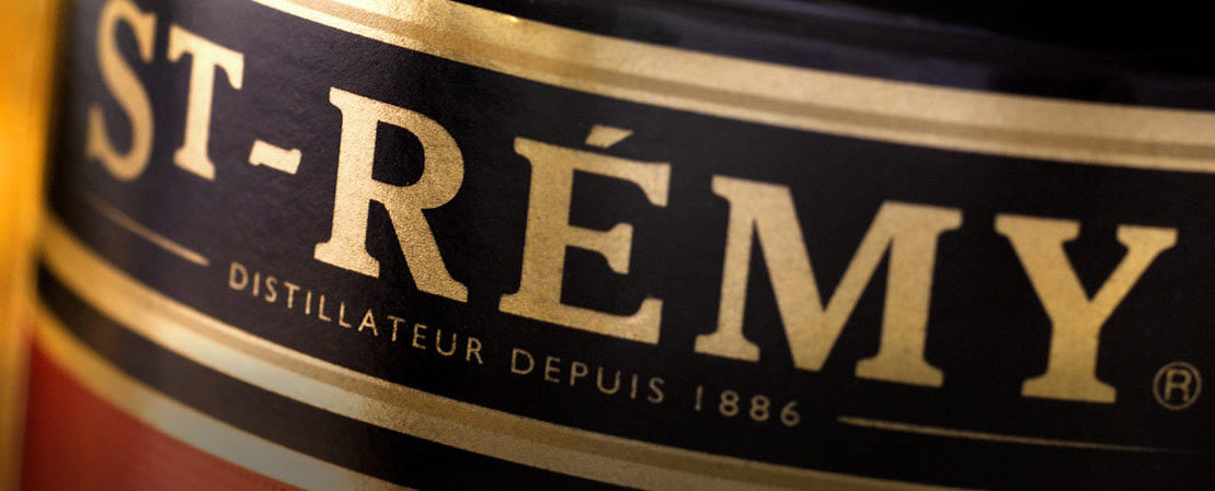St Rémy Craft Brandy: The niche market ploy of Rémy Cointreau
