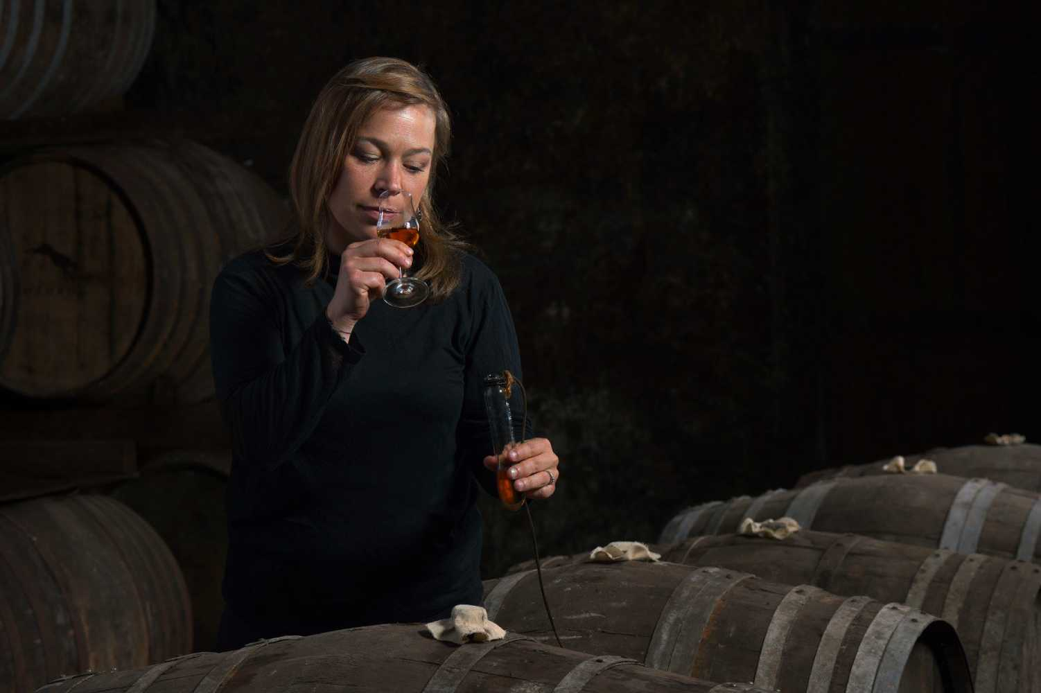 The Role of the Cellar Master