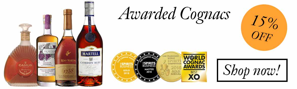 Awarded Cognacs