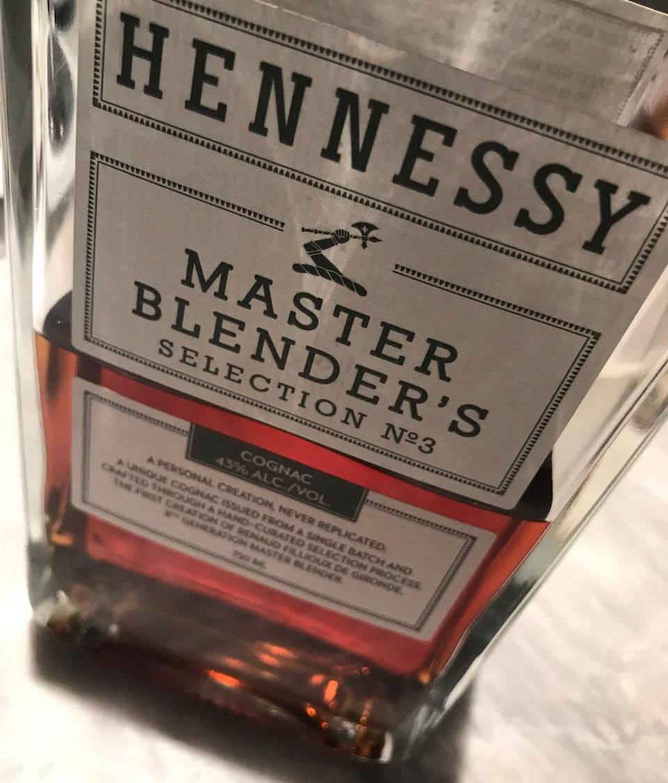 Hennessy Master Blender's Selection No 3: Finally here