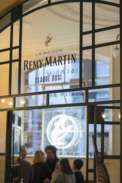 Rémy Martin Open Exclusive London Venue & Ltd Ed 'Just Rémy' Collection
