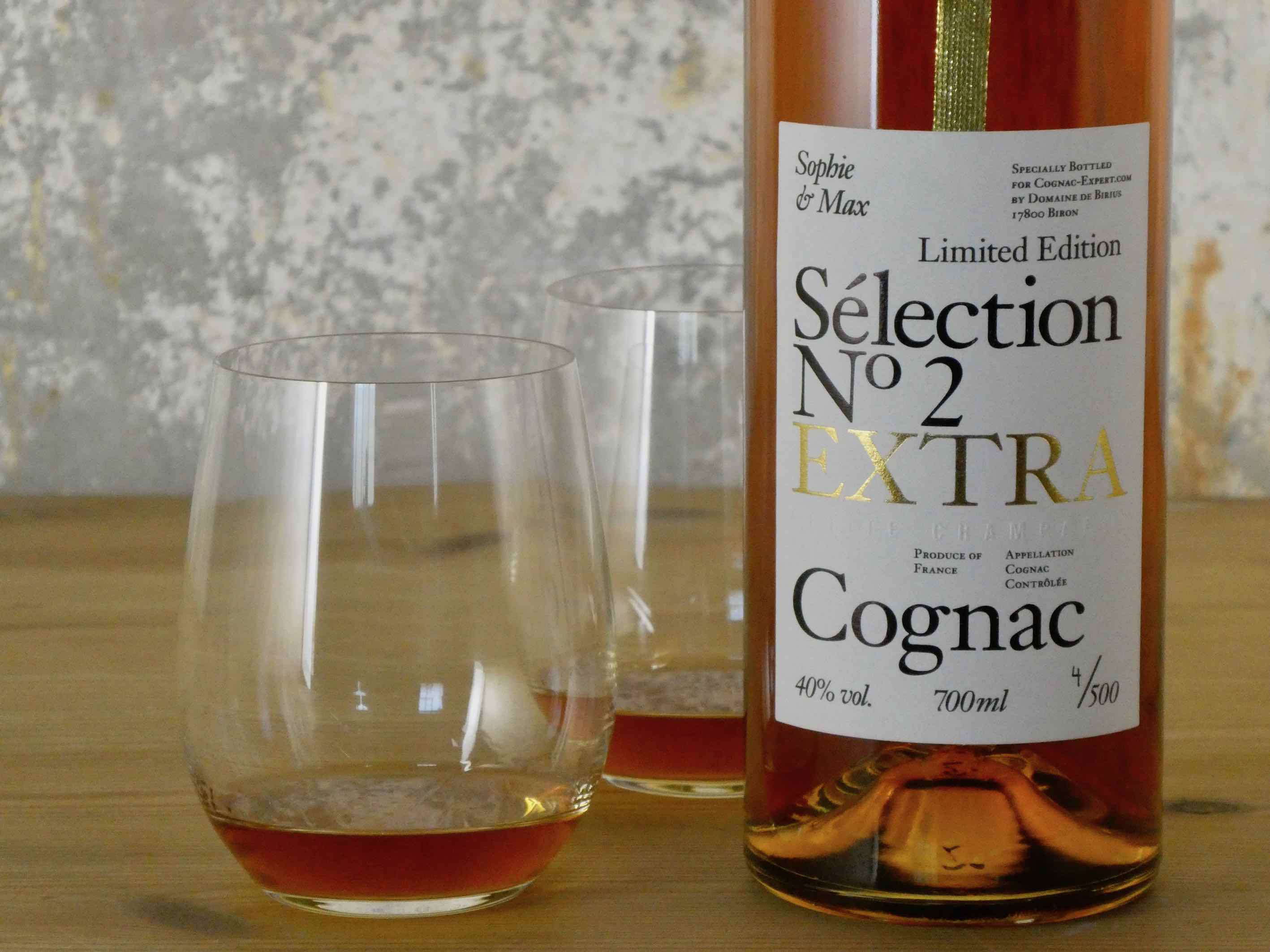 Launching a New Cognac: Sophie & Max Sélection N° 2 Limited Edition