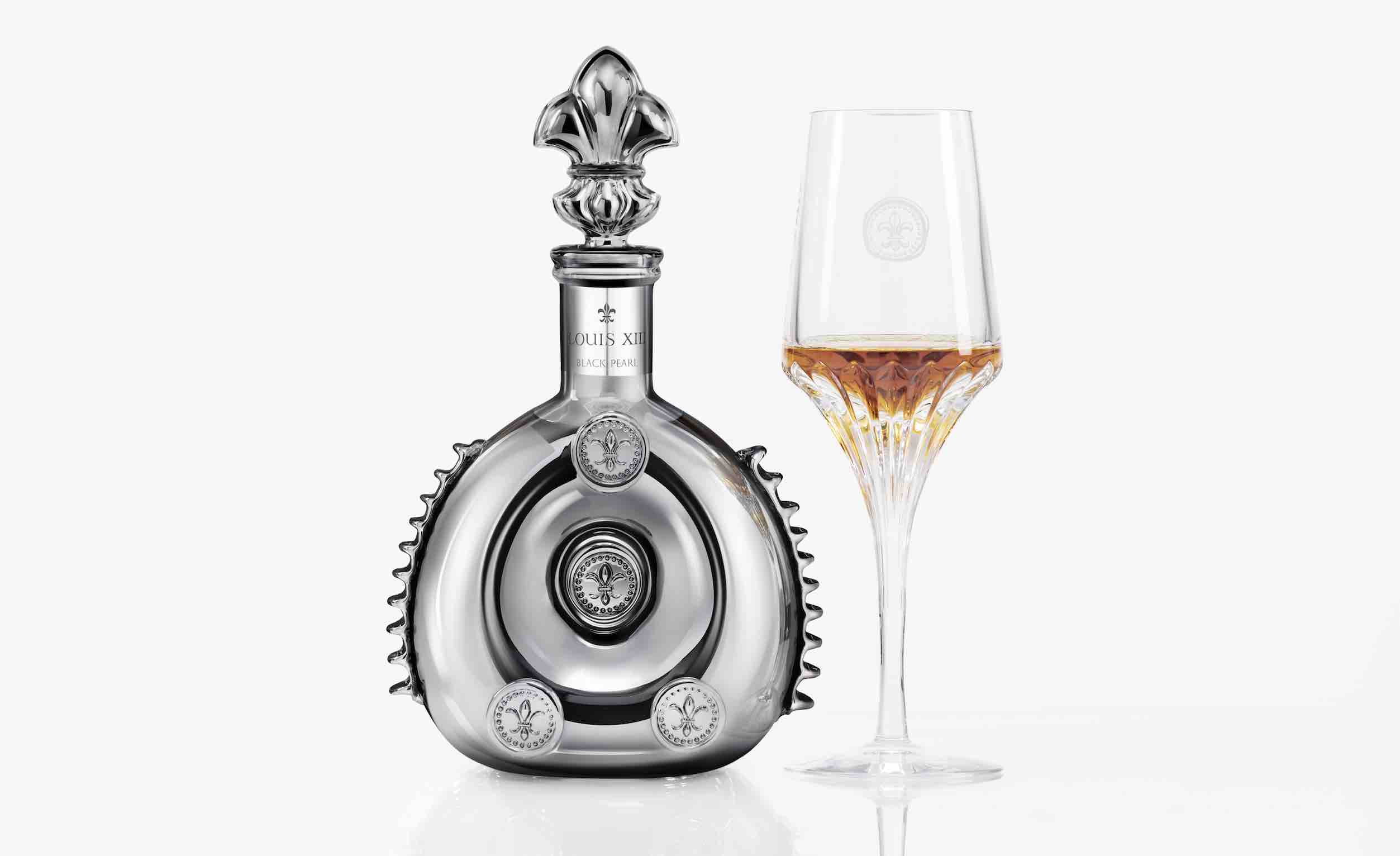 Rémy Martin Louis XIII Black Pearl AHD Cognac: Introducing
