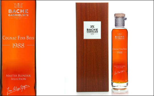 Your PRIVATE Cognac CASK & a 1988 Vintage by Bache Gabrielsen