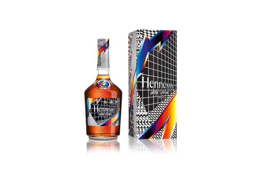 Hennessy & Felipe Pantone: Limited Edition VS Cognac