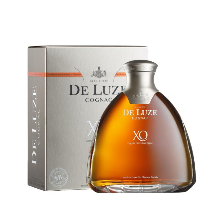 Multi-award winning De Luze XO Fine Champgne Cognac