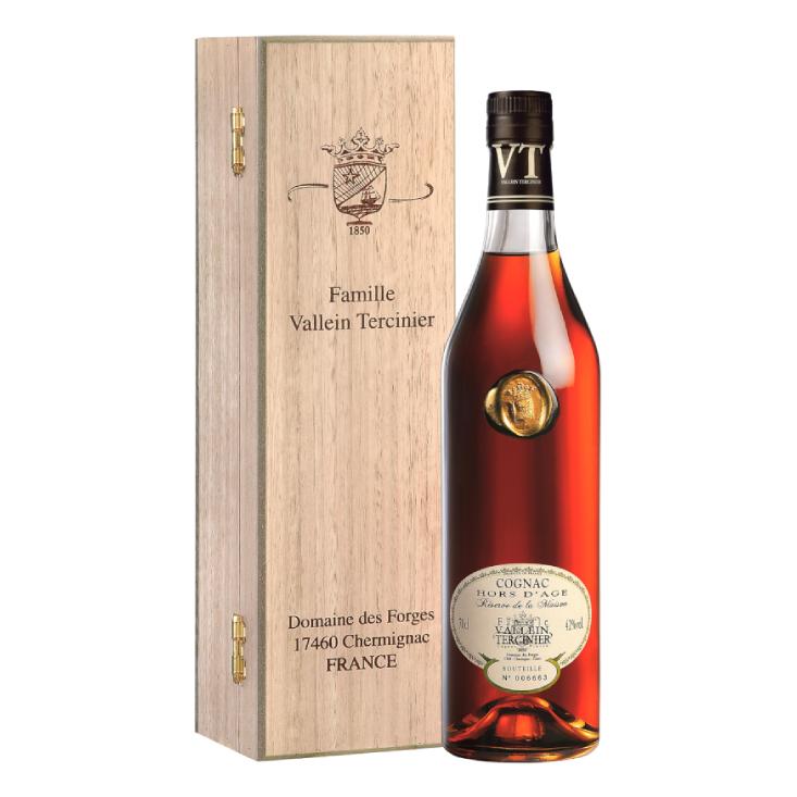 Vallein Tercinier Hors d'Age Cognac
