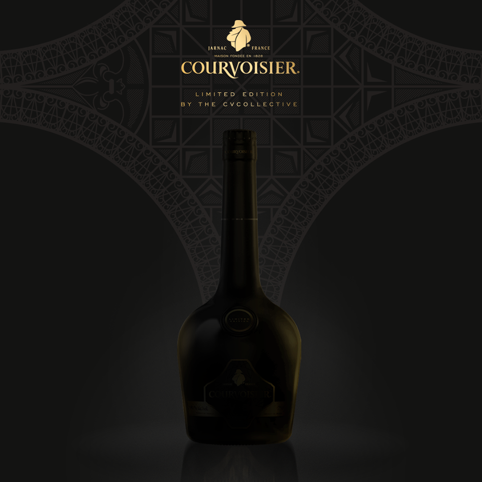 Courvoisier Black Limited Edition Cognac: A Darker Side to the Classic VS