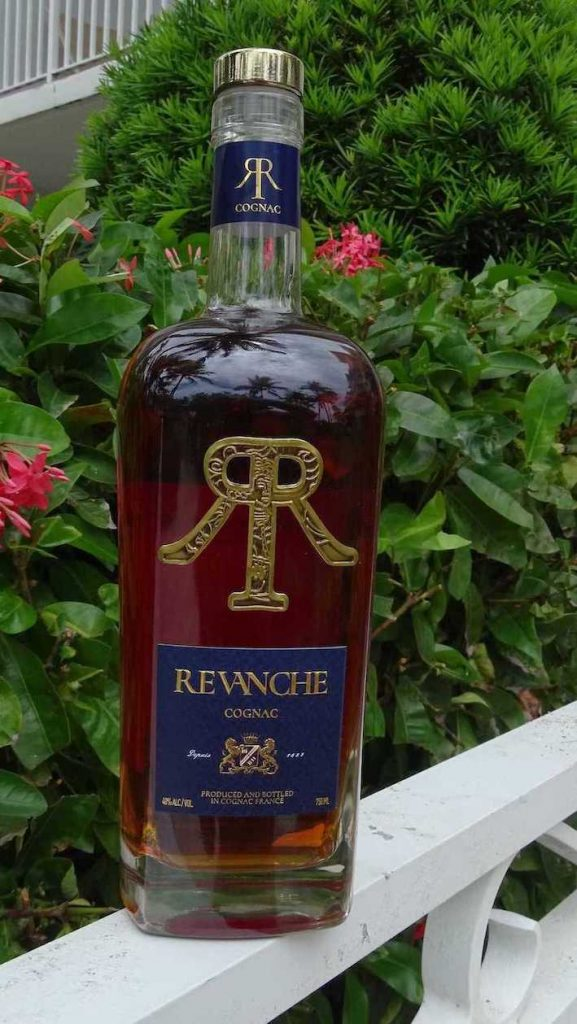 Revanche Cognac: Conjuring A Sweet, Honorable Revenge