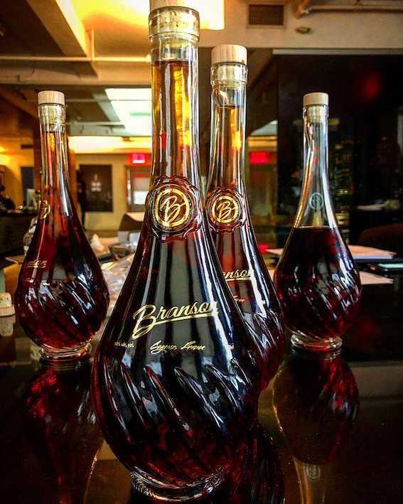 #LeCheminDuRoi: 50 Cent Reveals Branson Cognac