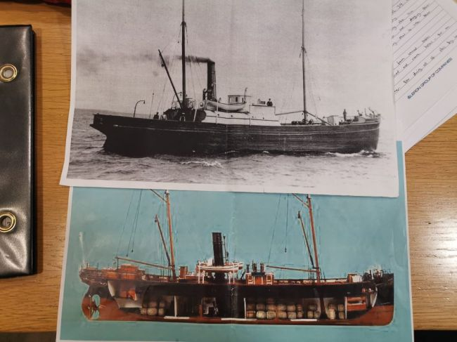 Shipwreck Discovery of Cognac & Other Deep Sea Treasures