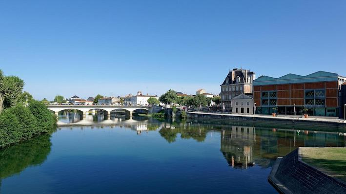 Water With Your Cognac? The River Charente & A. De Fussigny