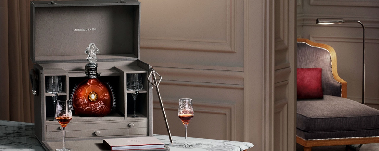 The History & Legacy of Remy Martin Louis XIII