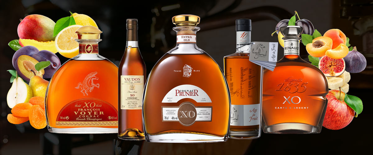 Fruity Cognacs: It's more than just grapes (International Fruit Day)